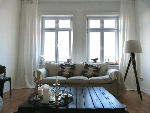 Wohnzimmer Blick