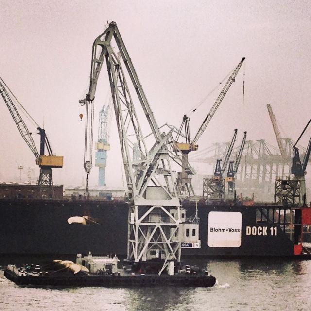 Dock 11 Krahn Hamburg