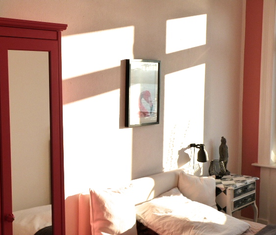 Schrankseite Schlafzimmer