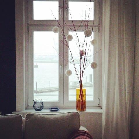 rotholzriegel wohnzimmer deko