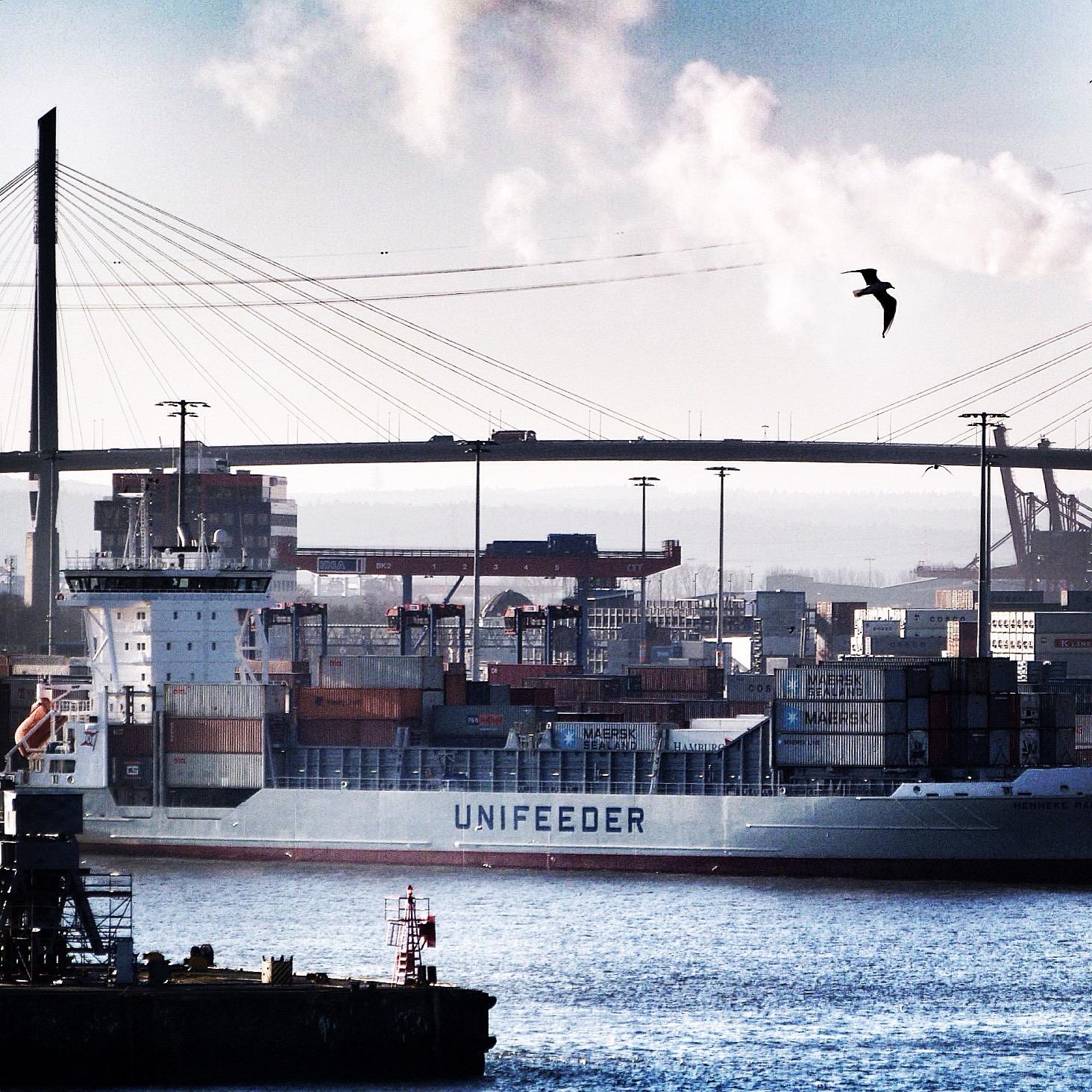 Hafen Schiff