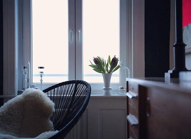 Foggy Hamburg ️ - nichts sieht man da draußen und danke für das Nebelhorn - Wecker wird definitiv nicht benötigt