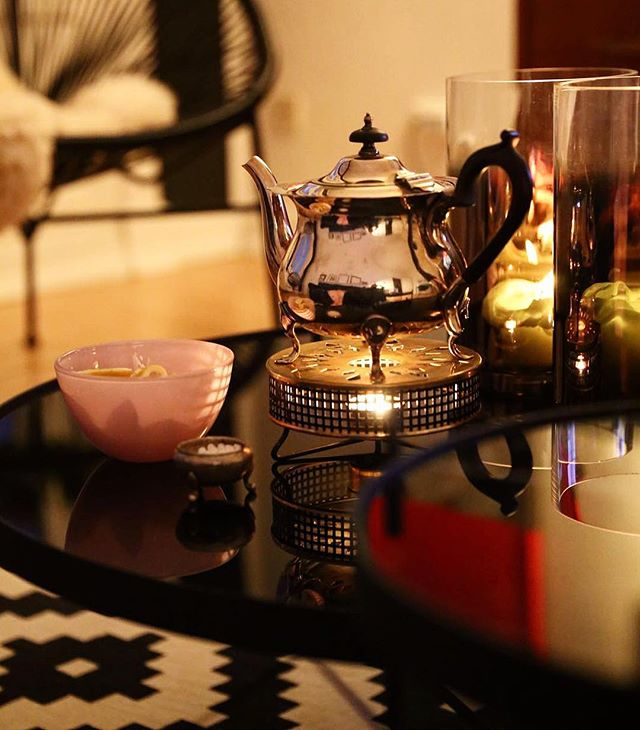 Immernoch im Erkältungsmodus  Aber Tee hilft und zwischendrin ein oder zwei oder drei...Kaffee Schönen Abend!️