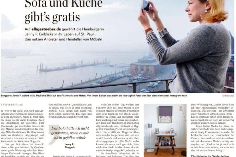 Abendblatt Artikel elbgestoeber