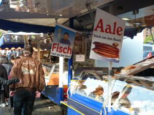 Aal Fisch Fischmarkt