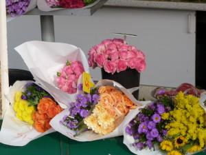 Blumenpakete Fischmarkt