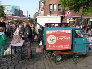 Cupcakes Fischmarkt