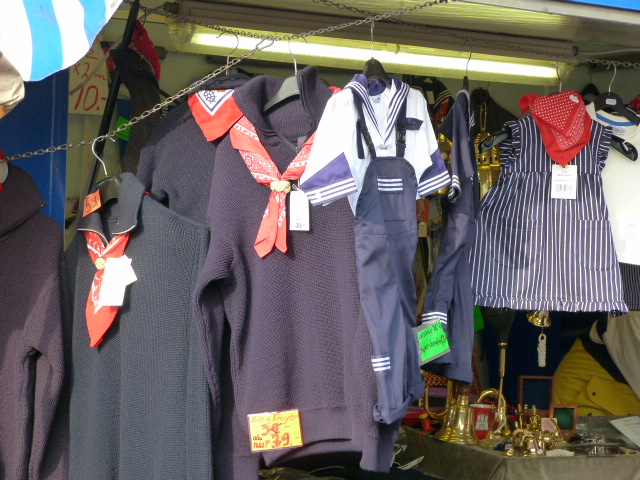 Hamburger Hemden Fischmarkt