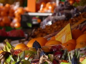 Obst Fischmarkt