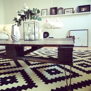 perspektive wohnzimmer teppich couchtisch
