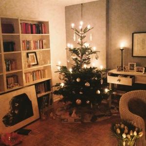 Tannenbaum Heiligabend