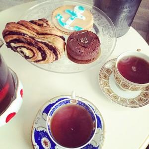 cafe schmidt franzbrötchen