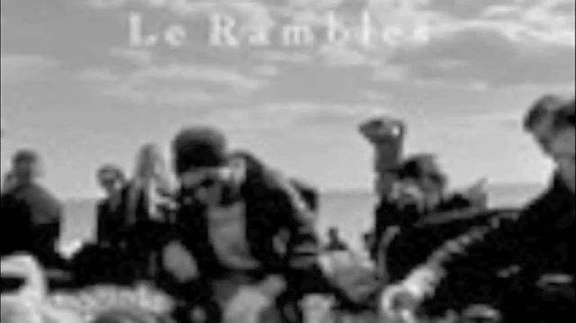 Song of the day  Le Rambles - Berlin Bar Hounds ️