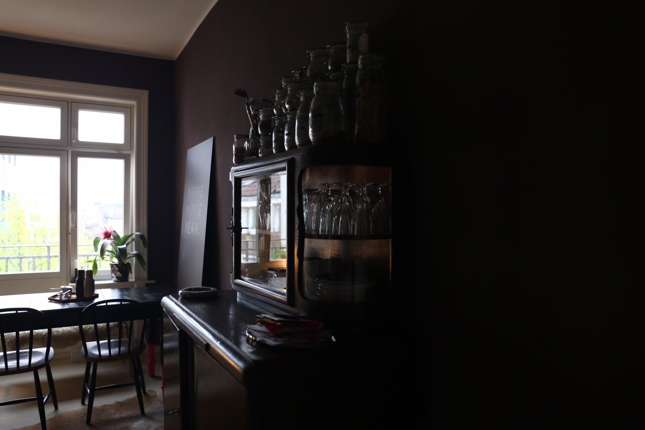 Farbupdate Neue Farbe Für Die Küche Elbgestoeber