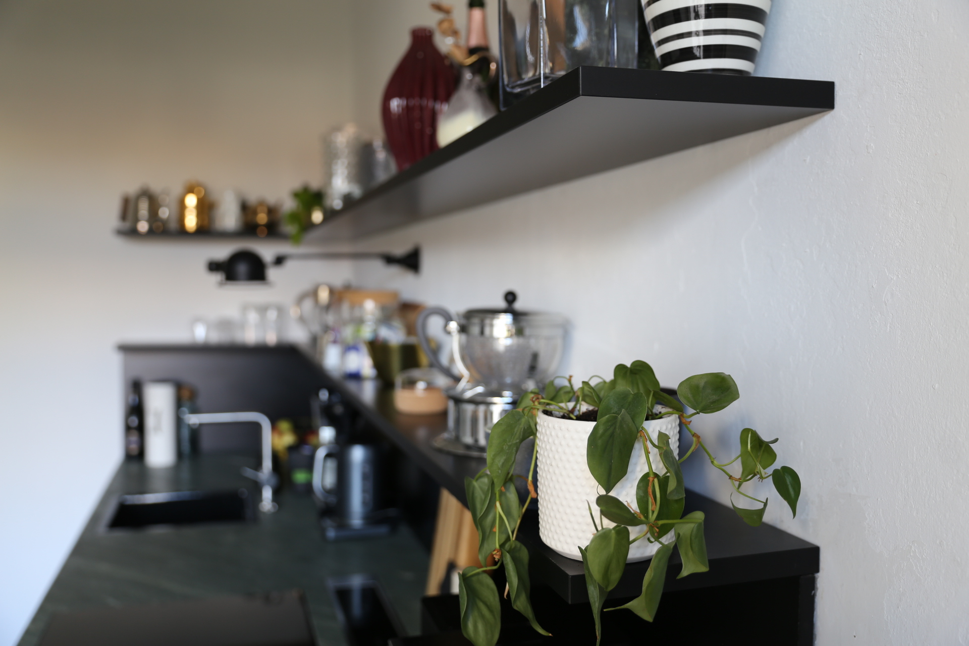 Regale Küche Befestigung