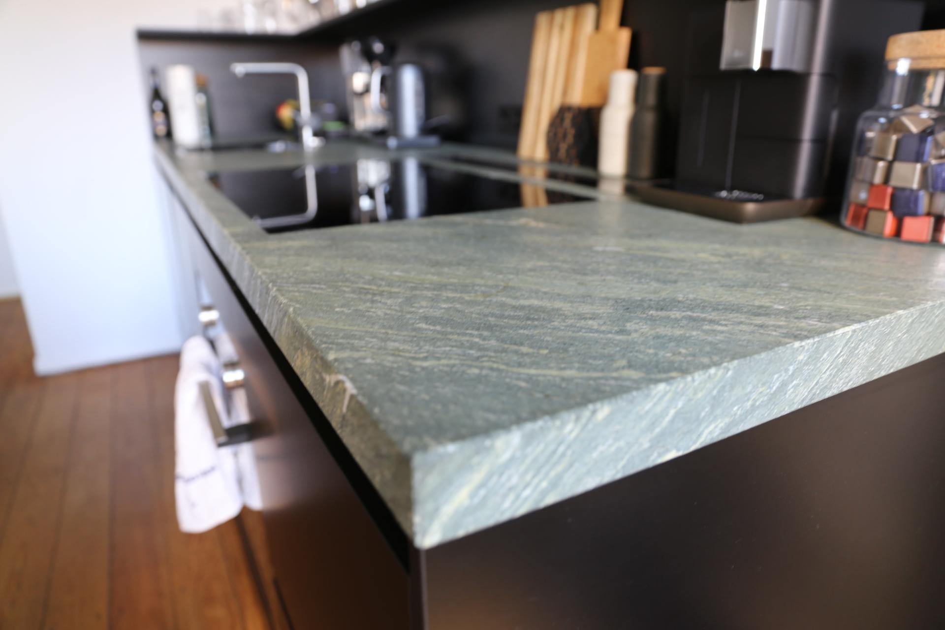 Granit Platte Küche