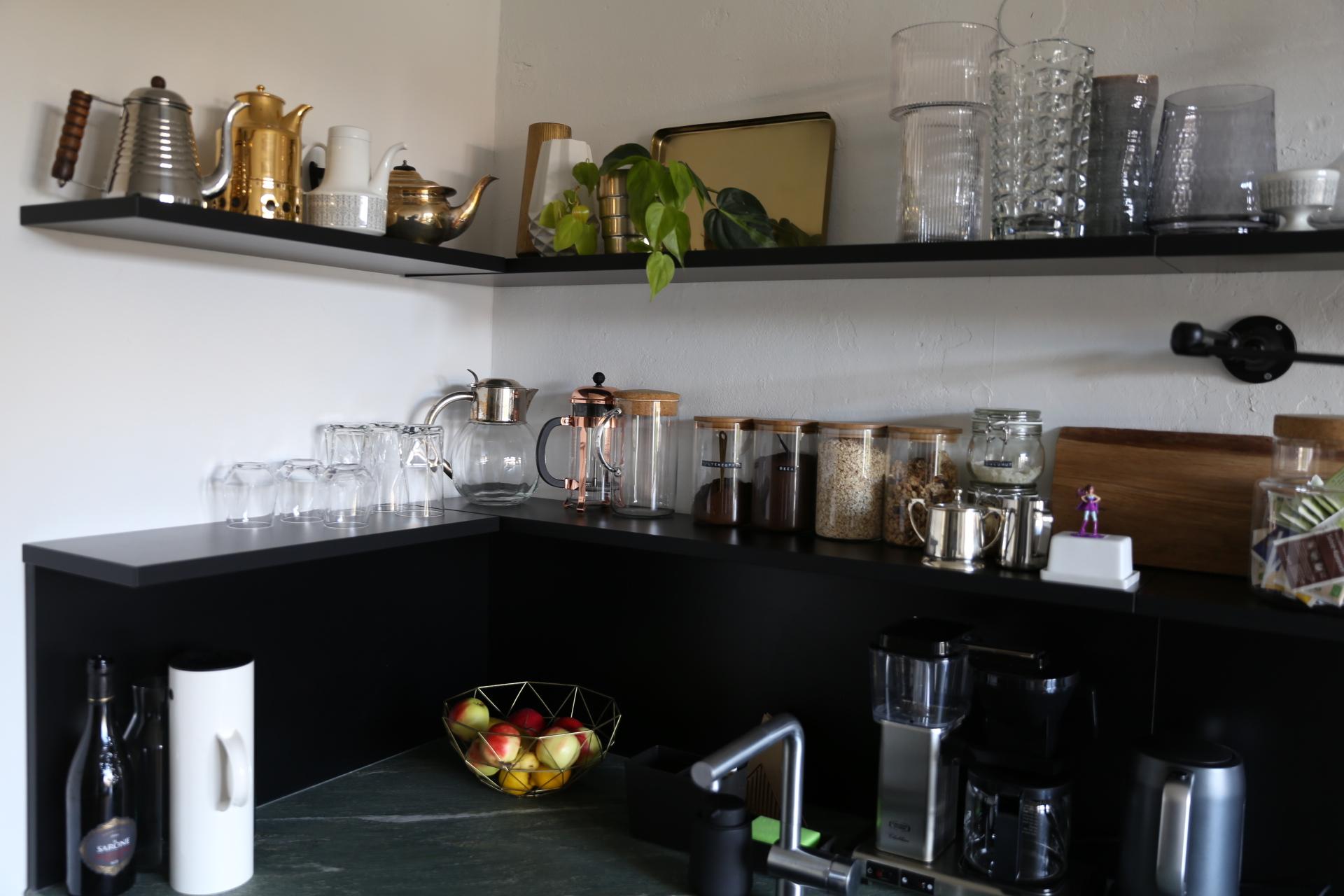 Regale Küche