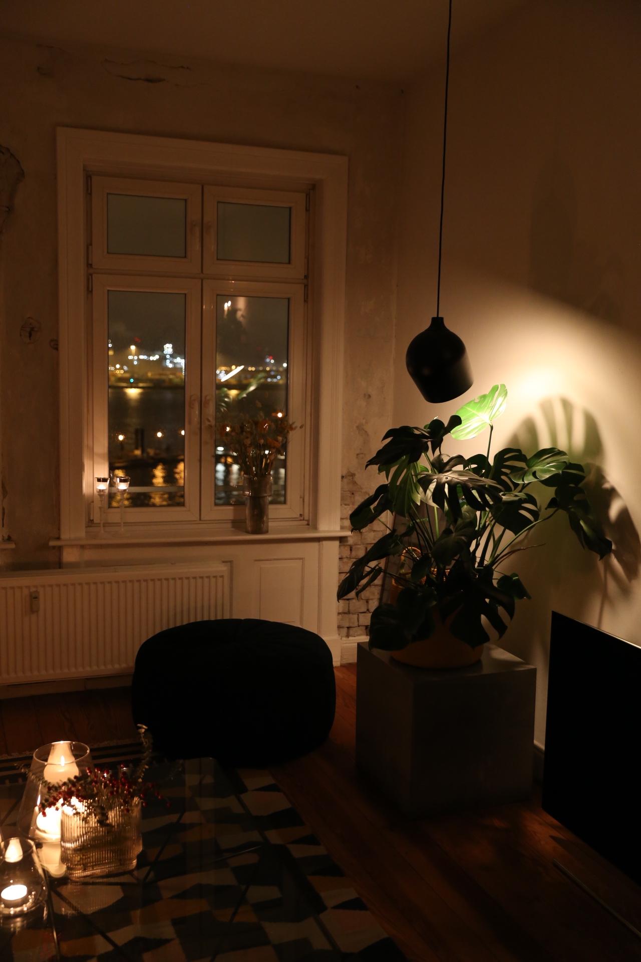 Hue Licht Wohnzimmer