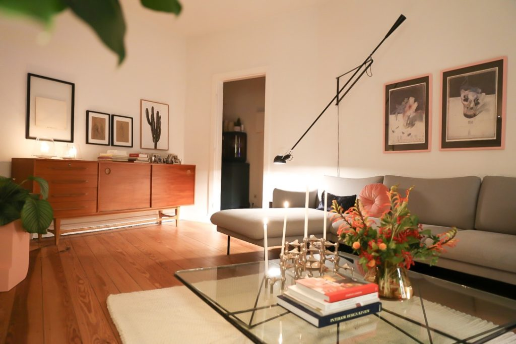 Wohnzimmer Elbgestoeber