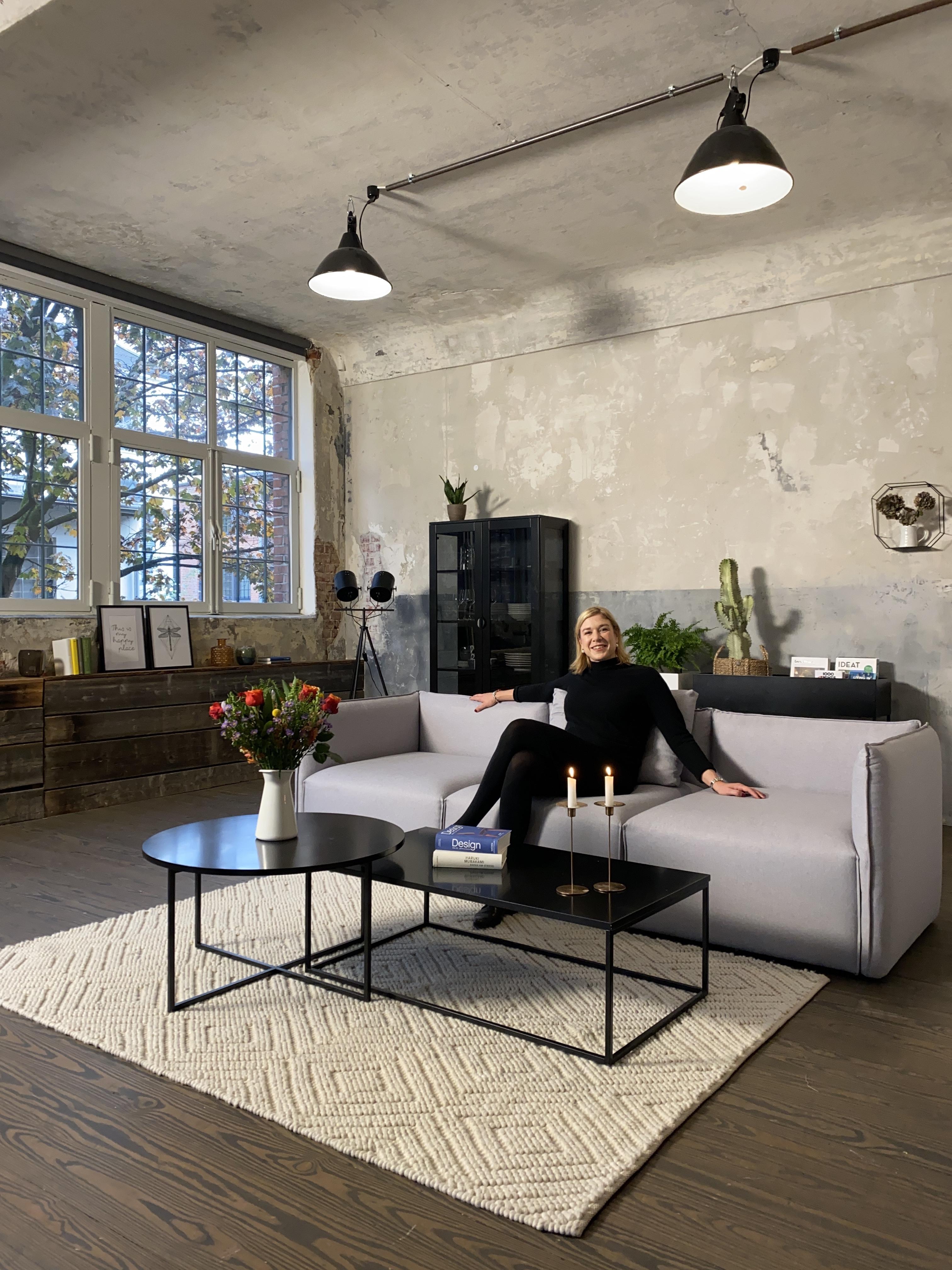 elbdock sofa