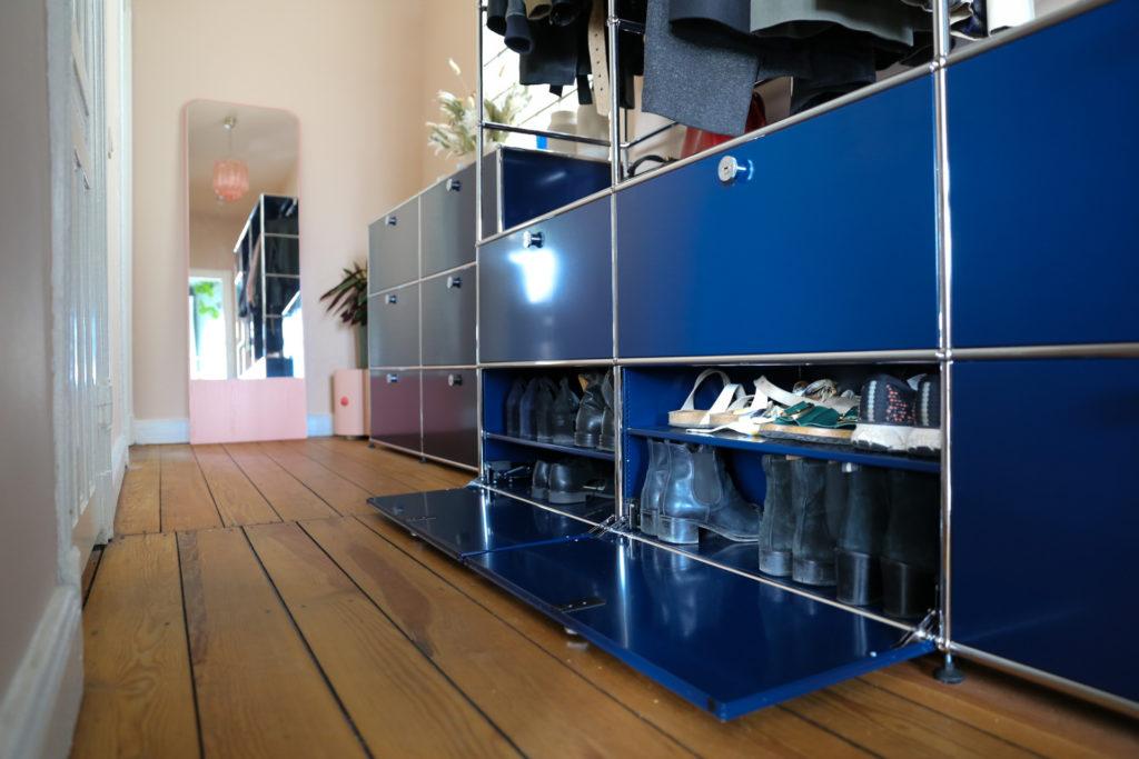 Schuhe in USM